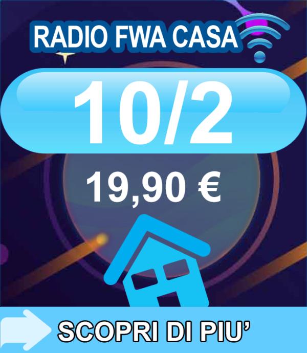 ICARO RADIO FWA 10 MEGA