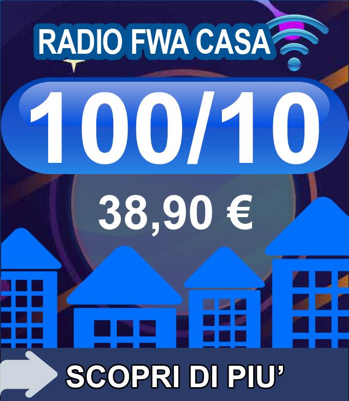 Radio FWA Casa 100/10 38,90€