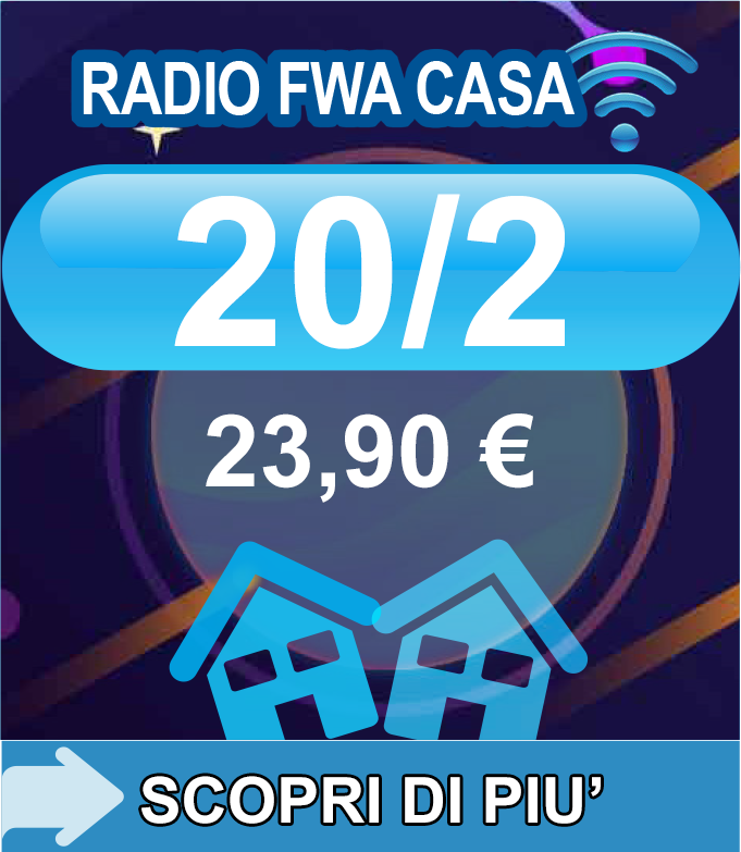 ICARO RADIO FWA 20 MEGA