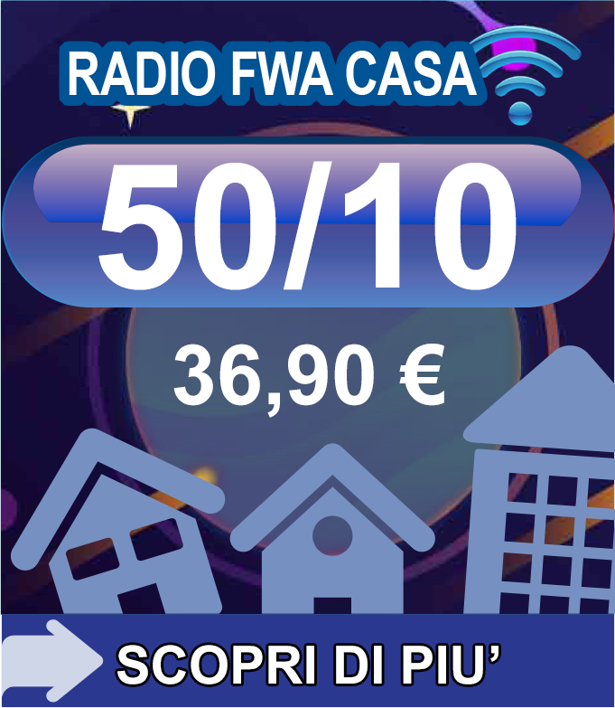 Radio FWA Casa 50/10 36,90€