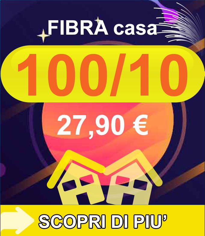 ICARO FIBRA 100/10 MEGA
