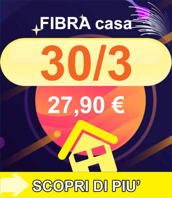 ICARO FIBRA 30 MEGA